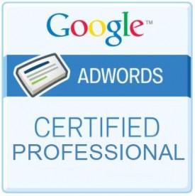 Google AdWords Sertifisert
